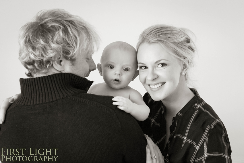 Family and Baby Photographer Edinburgh