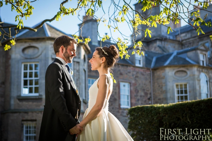 Gilmerton House wedding photography