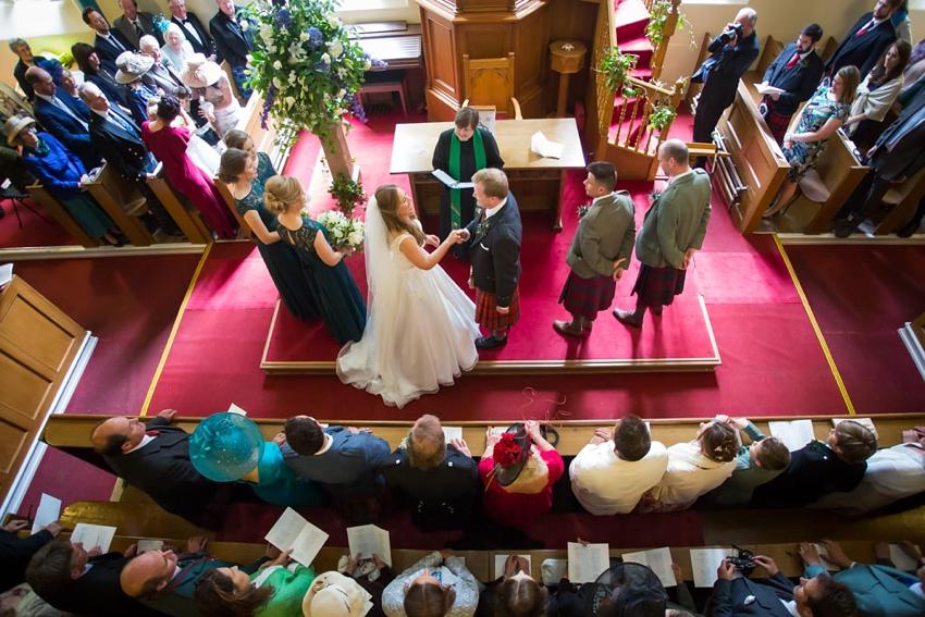 First Light wedding Photography Scotland