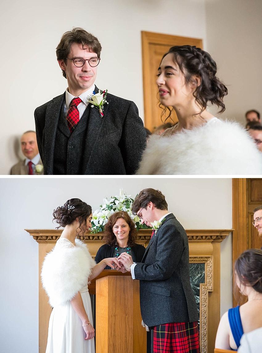Lothian ChambersRoyal MileL'Escargot BleuWedding PhotographerEdinburgh Wedding PhotographerEdinburgh